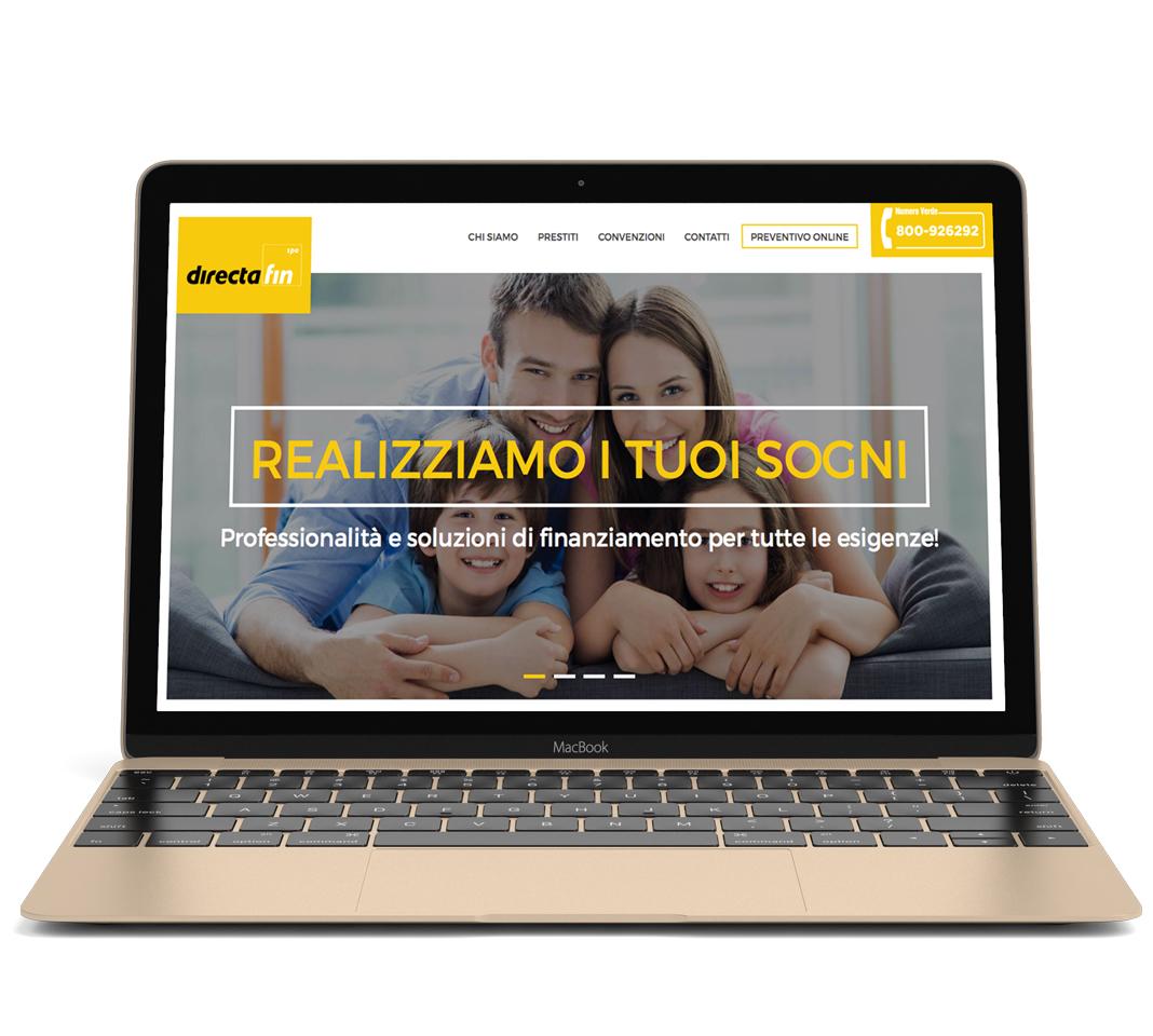Directafin SPA - Consulenza SEO e Digital PR